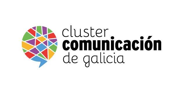 logo vector Cluster da Comunicación de Galicia