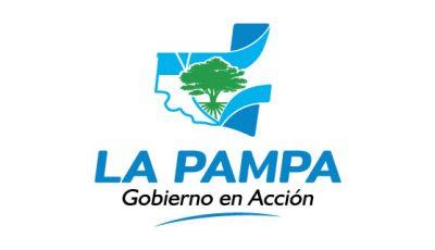 logo vector Gobierno de La Pampa