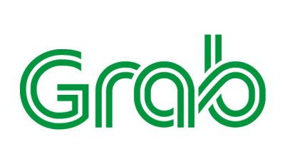 logo vector Grab