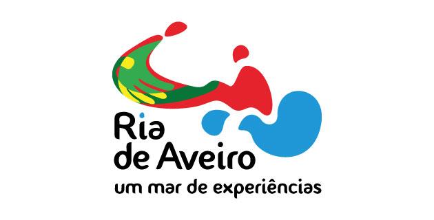 logo vector Ria de Aveiro, um mar de experiências