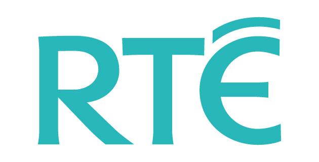 logo vector RTÉ
