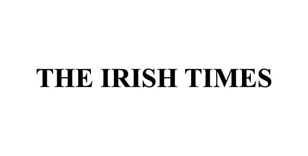 logo vector The Irish Times