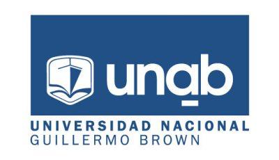 logo vector UNaB Universidad Nacional Guillermo Brown