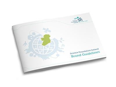 Science Foundation Ireland branding guidelines