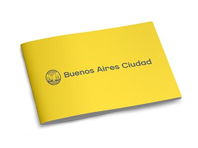 Buenos Aires Ciudad manual de marca