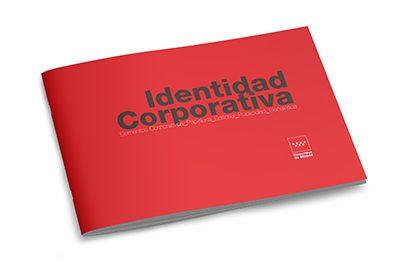 Comunidad de Madrid identidad corporativa