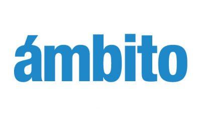 logo vector Ámbito