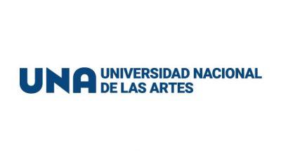 logo vector Universidad Nacional de las Artes