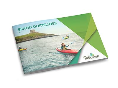 Meet In Ireland brand guidelines