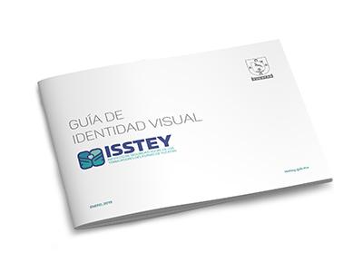 ISSTEY guía de identidad visual