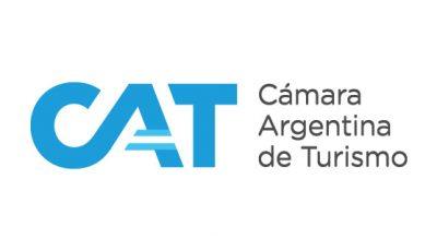 logo vector Cámara Argentina de Turismo
