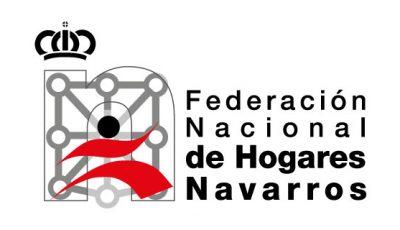 logo vector Federación Nacional de Hogares Navarros