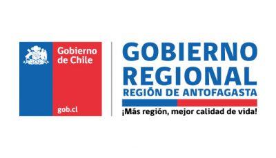 logo vector Gobierno Regional Antofagasta