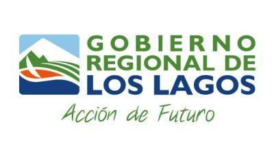 logo vector Gobierno Regional de Los Lagos