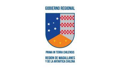 logo vector Gobierno Regional de Magallanes y de la Antártica Chilena