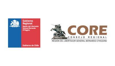 logo vector Gobierno Regional de O'Higgins