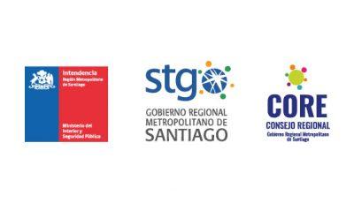 logo vector Gobierno Regional Metropolitano de Santiago