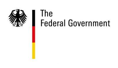 logo vector Die Bundesregierung