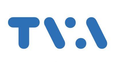 logo vector TVA