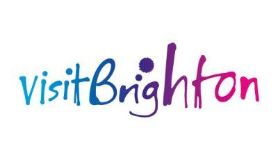 logo vector Visit Brighton