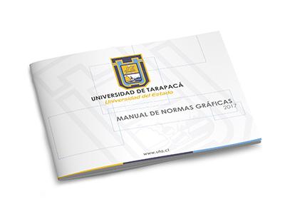 Universidad de Tarapacá normas gráficas