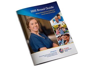 Texas Health and Human Services brand guide