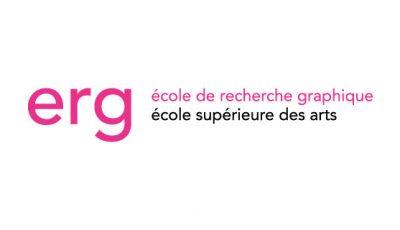 logo vector École de Recherche Graphique