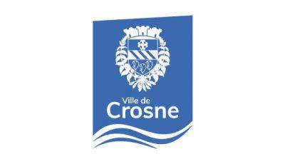 logo vector Ville de Crosne