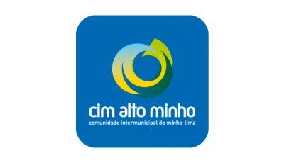 logo vector CIM Alto Minho