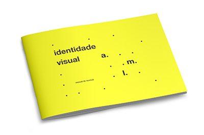 Área Metropolitana do Lisboa identidade visual