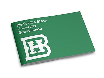 Black Hills State University brand guide
