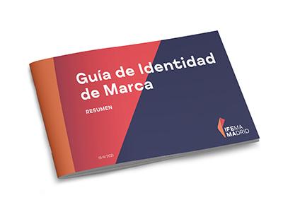Ifema Madrid identidad de marca