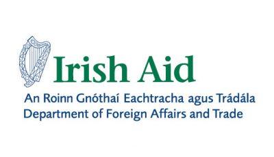 logo vector IrishAid