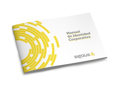 Sigas manual de identidad corporativa