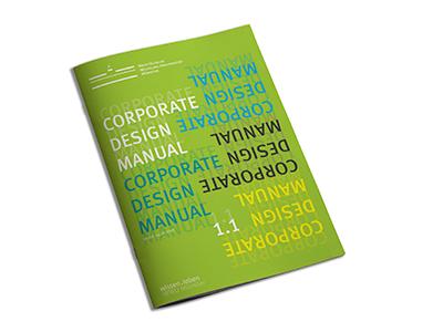 Westfälische Wilhelms-Universität corporate design manual