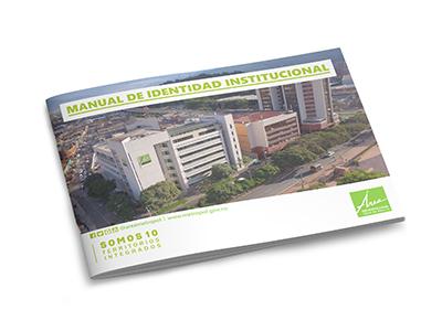 Área Metropolitana del Valle de Aburrá identidad institucional