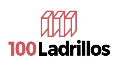 logo vector 100 Ladrillos