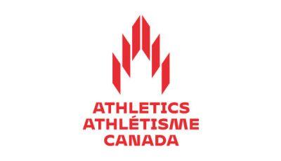 logo vector Athletics Canada