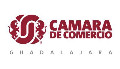 logo vector Cámara de Comercio de Guadalajara