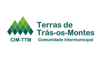 logo vector CIM das Terras de Trás-os-Montes