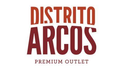 logo vector Distrito Arcos Premium Outlet