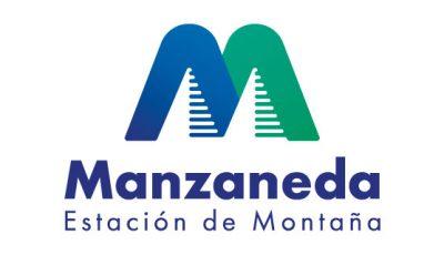 logo vector Estación de Montaña de Manzaneda