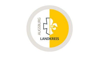 logo vektor Landkreis Augsburg