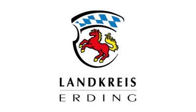 logo vektor Landkreis Erding