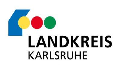 logo vektor Landkreis Karlsruhe
