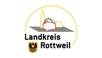 logo vektor Landkreis Rottweil