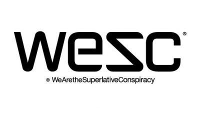 logotyp vektorformat WESC