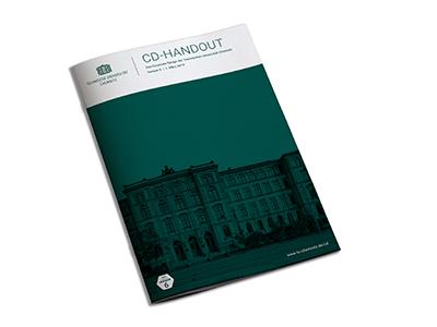 Technische Universität Chemnitz corporate design