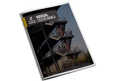 Universidad Mayor manual uso de marca
