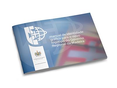 Região Autónoma da Madeira identidade gráfica